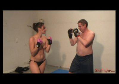 Danica vs Mark