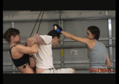 Cindy And Danica Extreme Punishment Beating