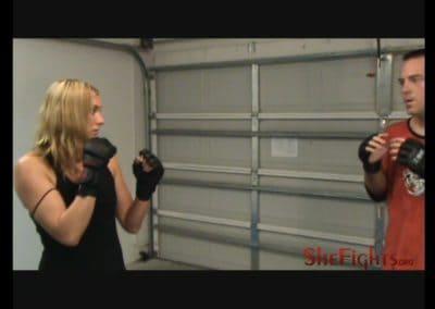 Julie's Beatdown of Army Guy